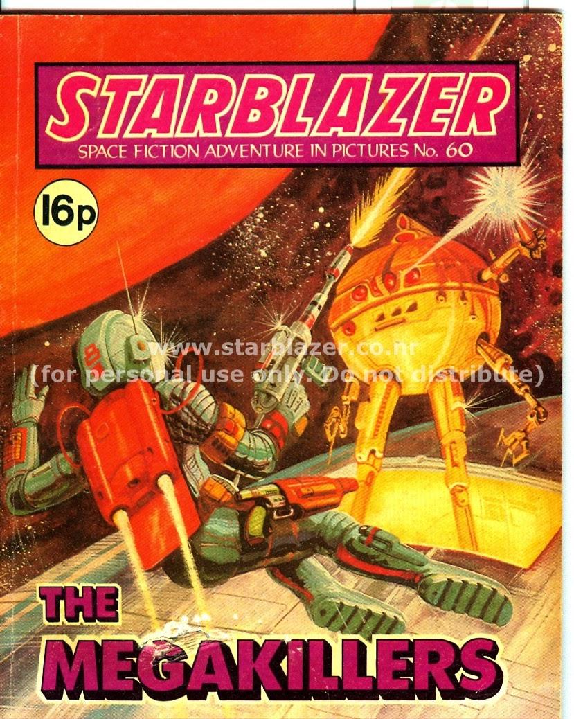 Starblazer issue 60 - Page 2