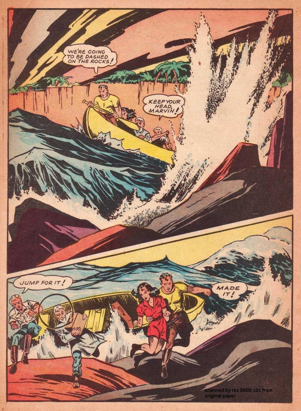 Read online Super-Magician Comics comic -  Issue #2 - 38