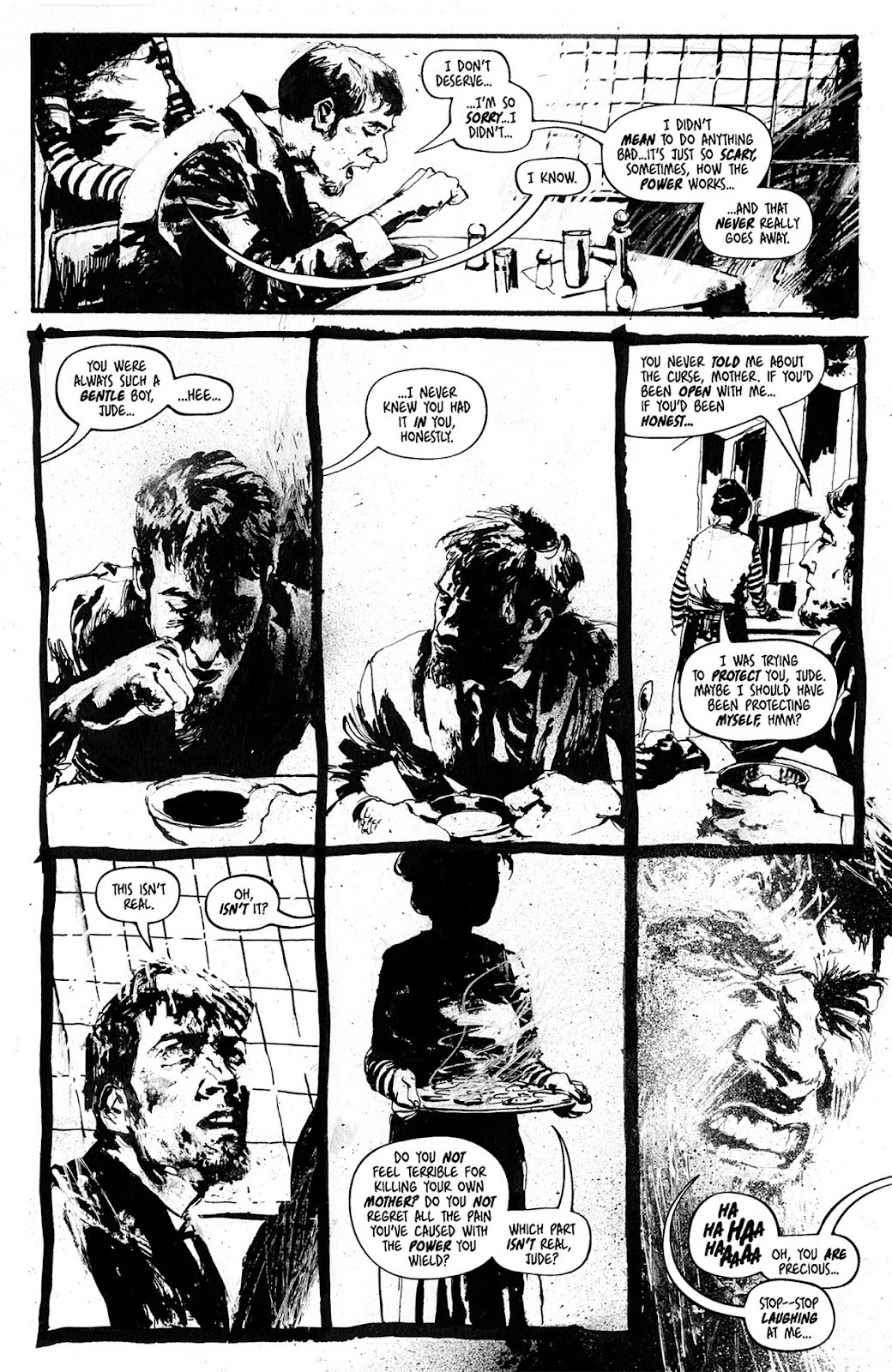 Creepy (2009) Issue #3 #3 - English 31