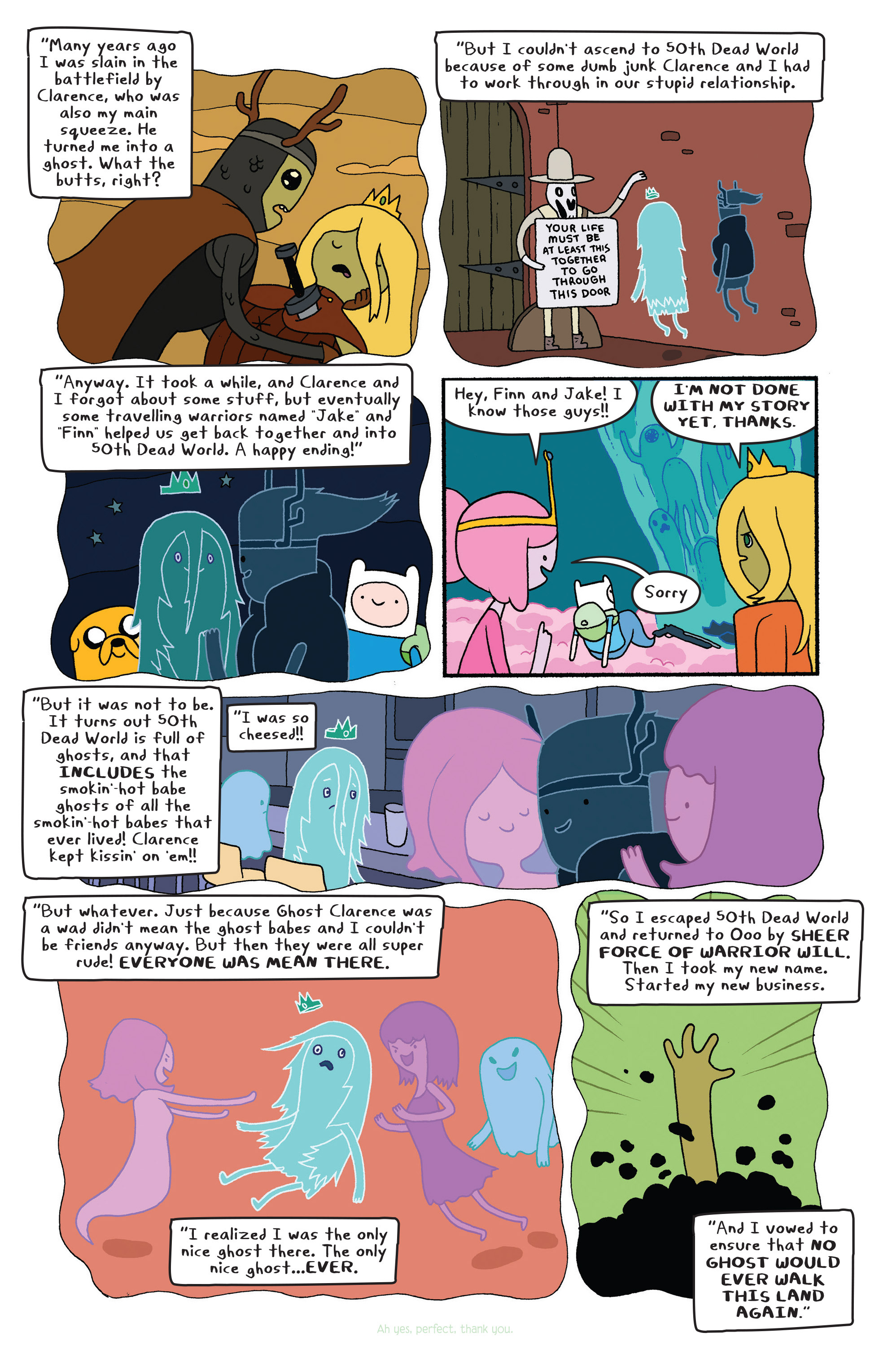Read online Adventure Time comic -  Issue #Adventure Time _TPB 6 - 78