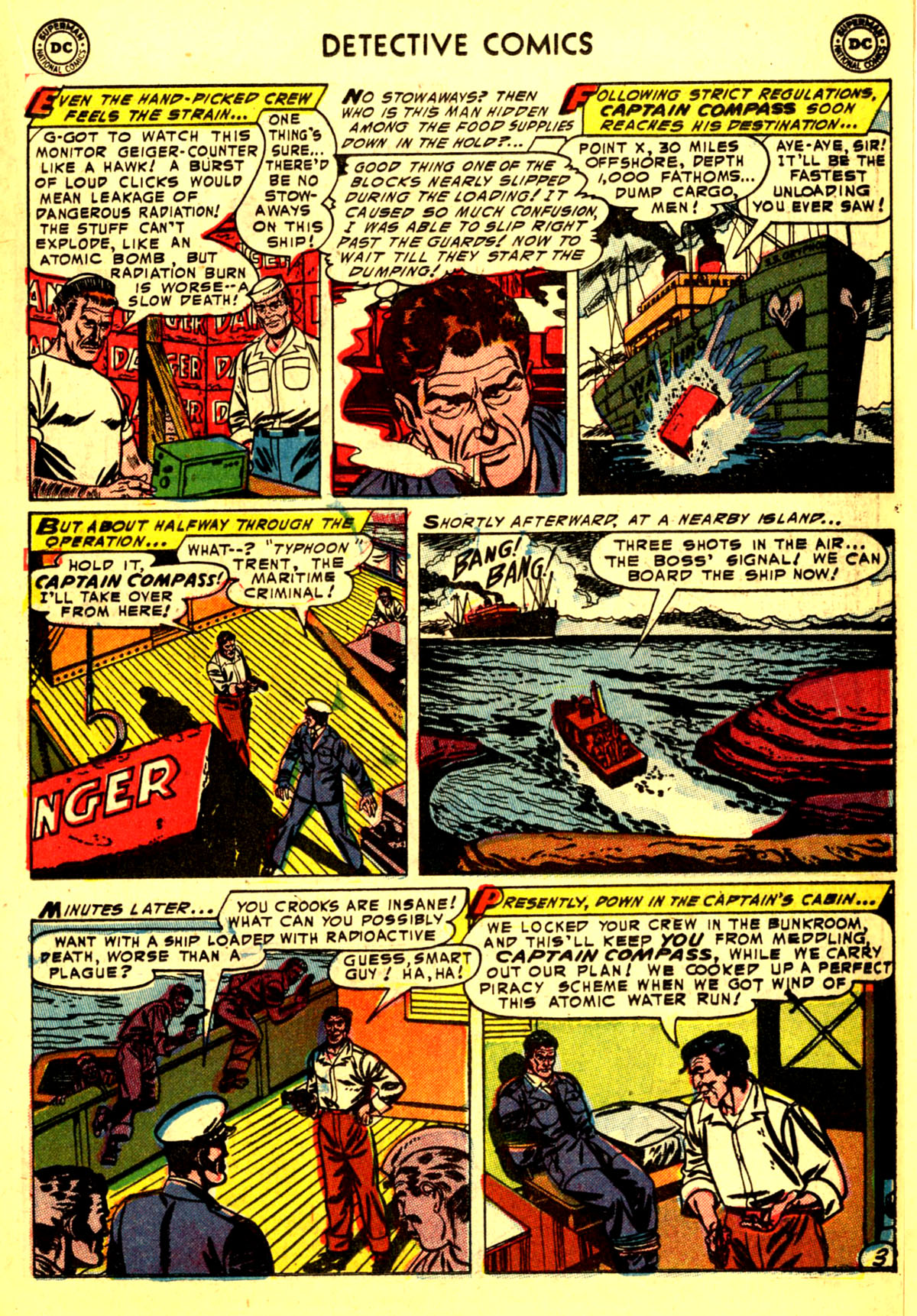 Read online Detective Comics (1937) comic -  Issue #211 - 27