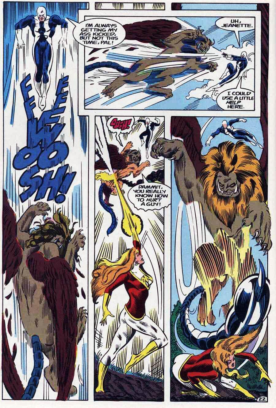 Elementals (1984) issue 19 - Page 24
