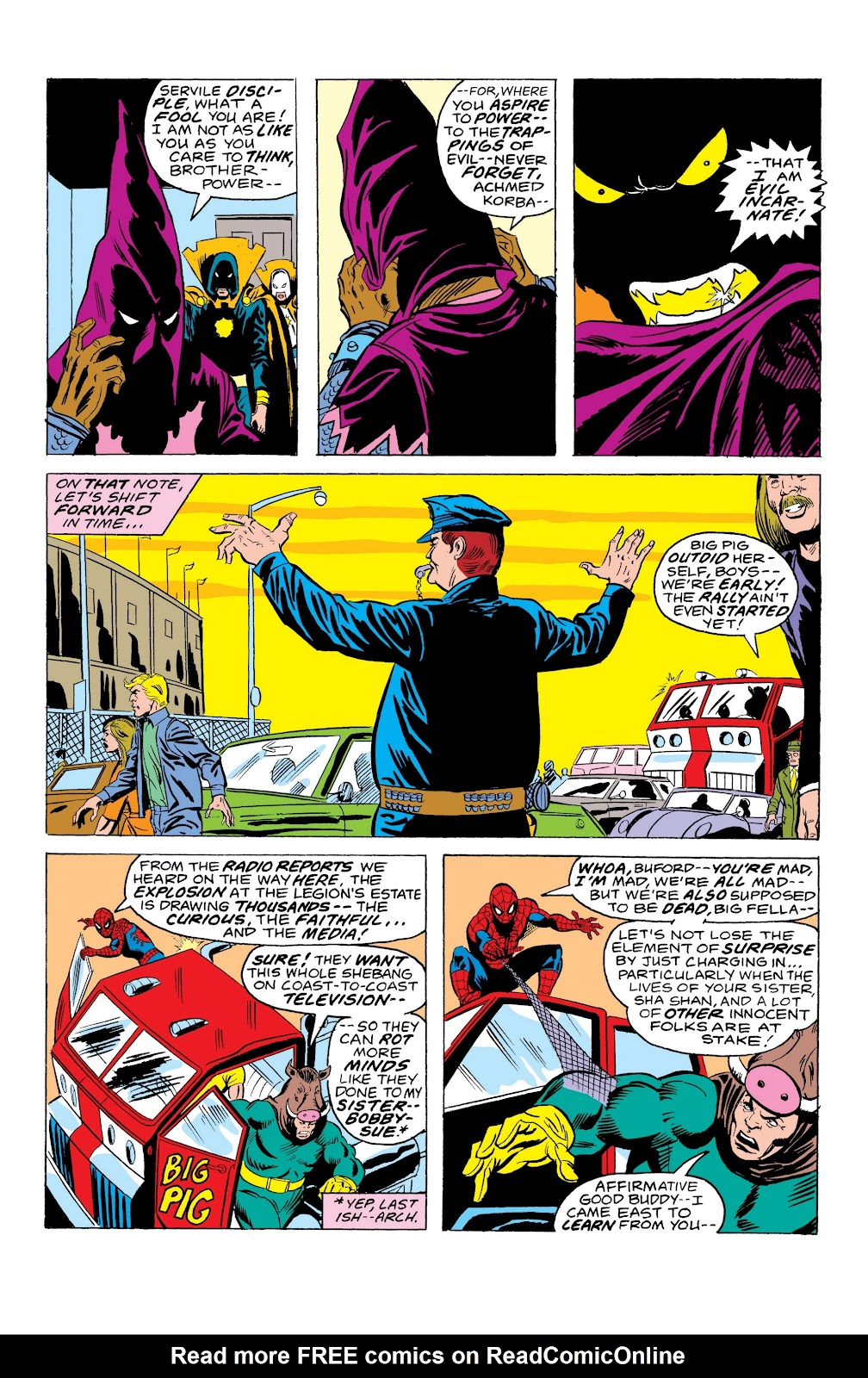 Read online Marvel Masterworks: The Spectacular Spider-Man comic -  Issue # TPB (Part 3) - 35