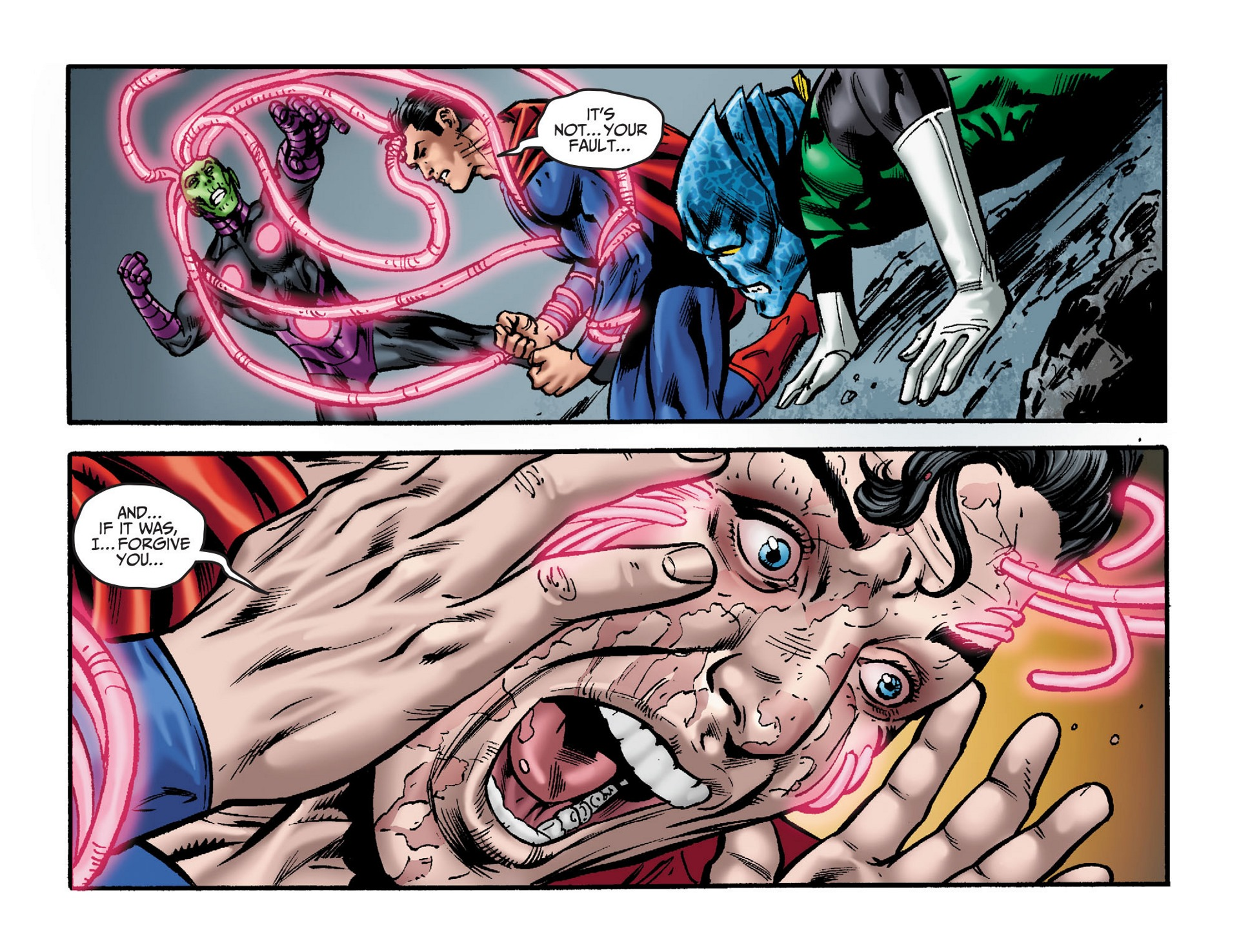 Read online Adventures of Superman [I] comic -  Issue #33 - 8