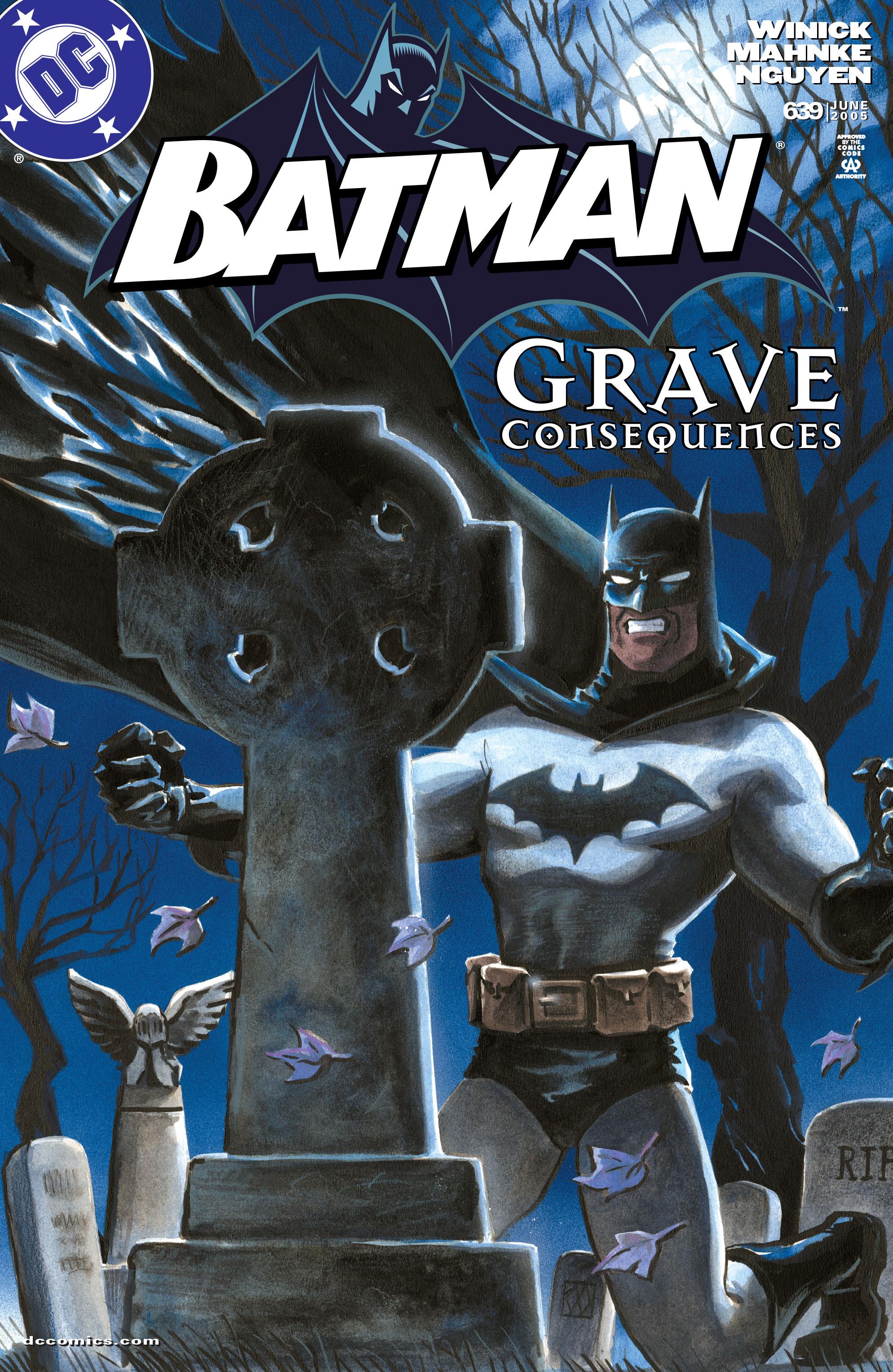 Batman (1940) 639 Page 1