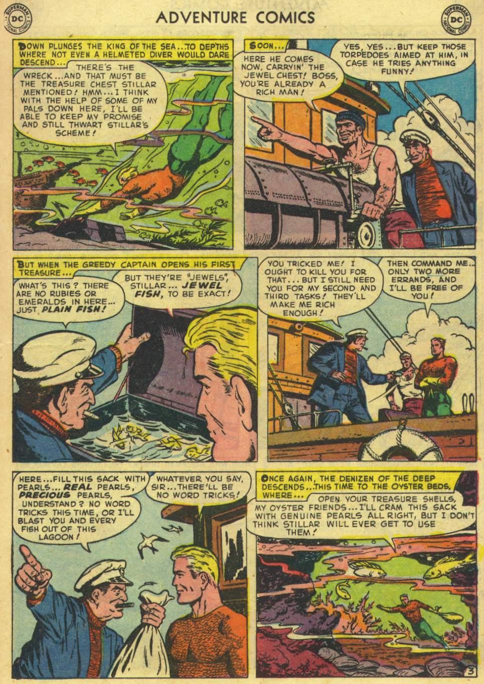 Read online Adventure Comics (1938) comic -  Issue #167 - 19