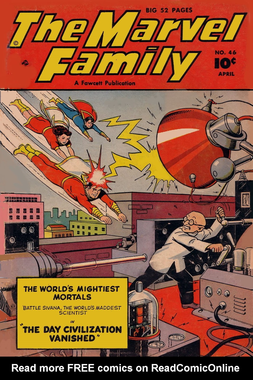 The Marvel Family 46 Page 1
