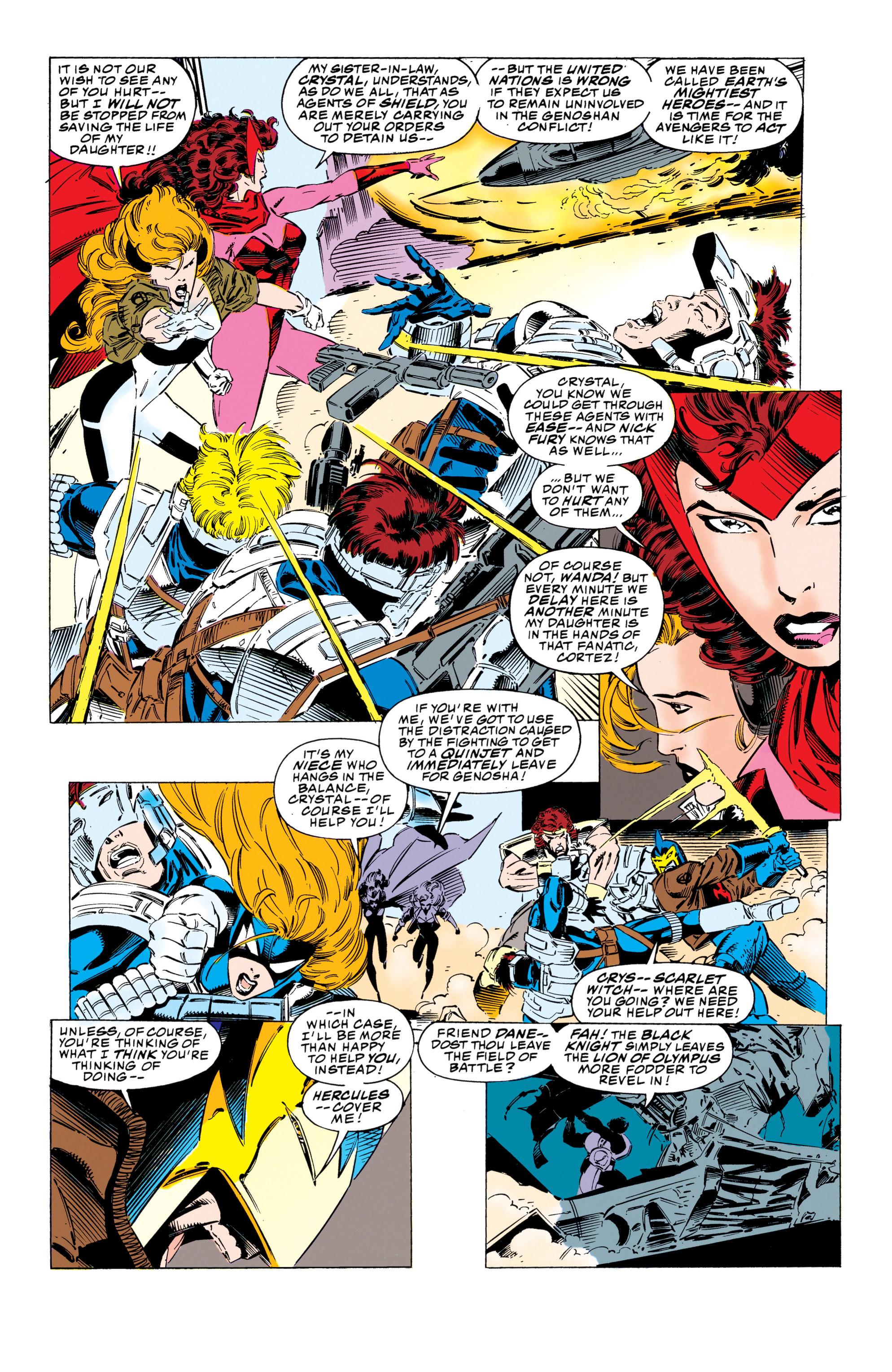 X-Men (1991) 26 Page 7