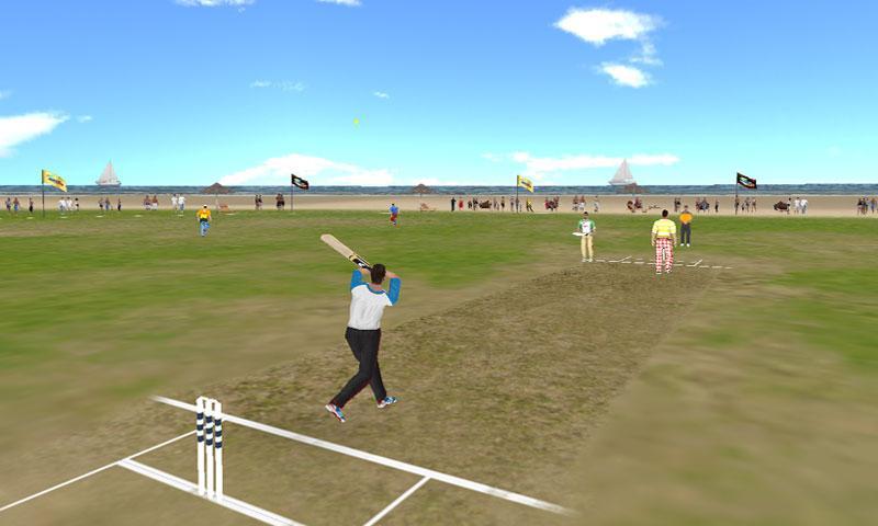 Beach Cricket Pro v2.5.1 APK Sports Games Free Download