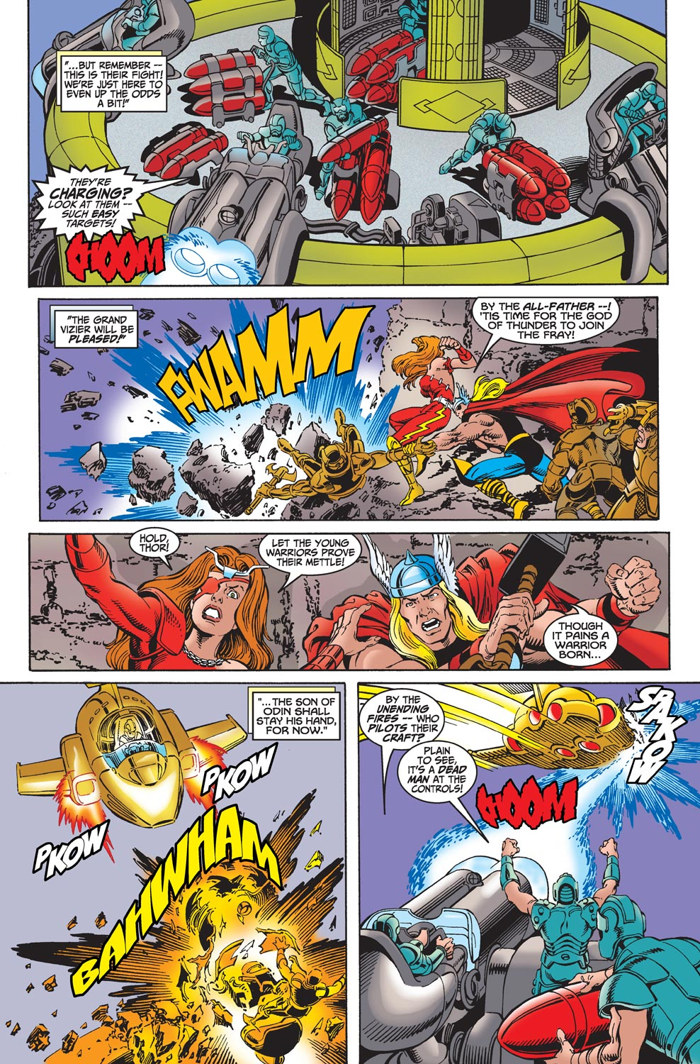 Read online Avengers (1998) comic -  Issue #18 - 7