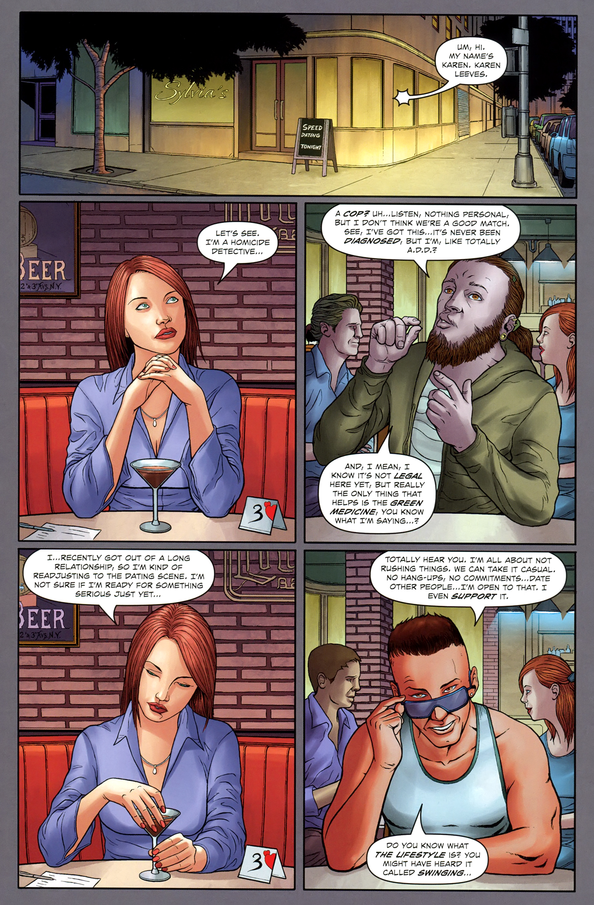Read online Absolution: Rubicon comic -  Issue #1 - 12