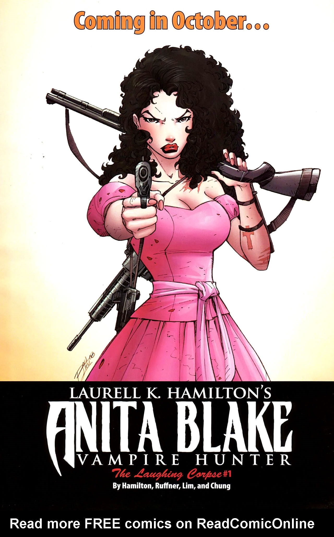 Read online Anita Blake, Vampire Hunter: Guilty Pleasures comic -  Issue #12 - 24
