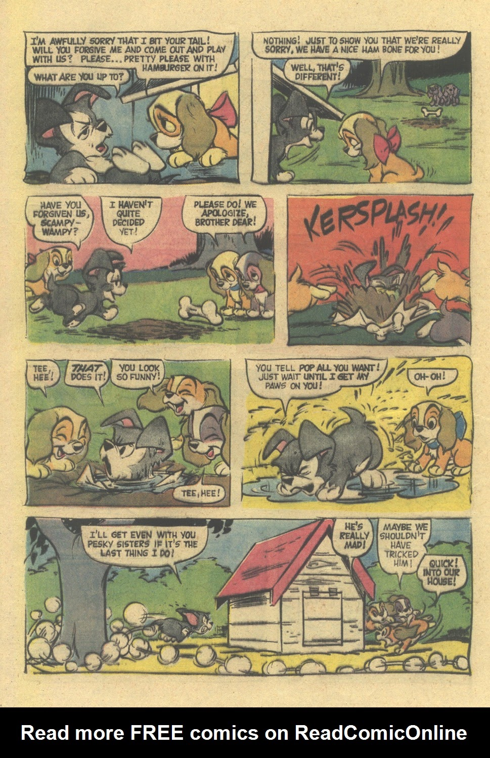 Scamp (1967) issue 13 - Page 12