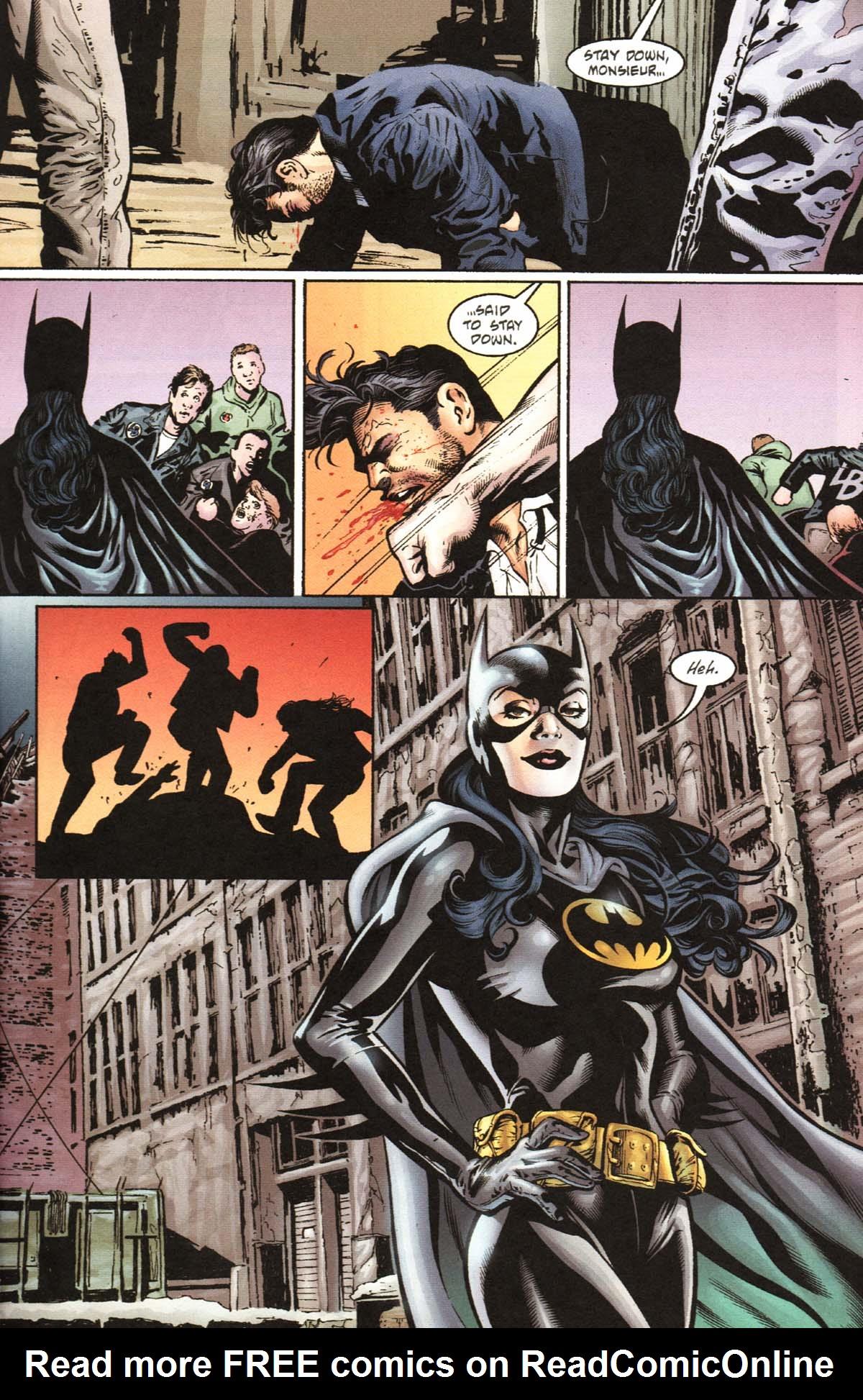 Read online Batman: No Man's Land comic -  Issue #0 - 17