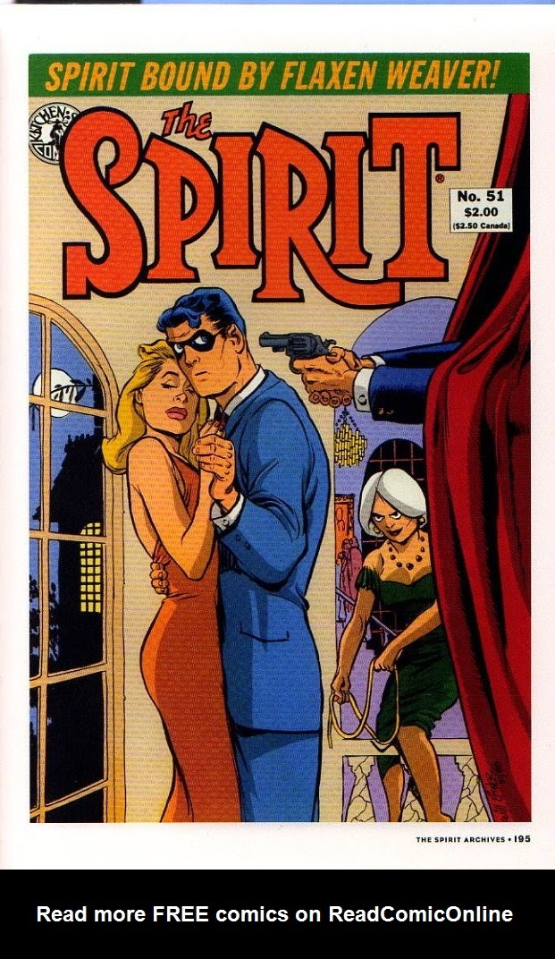 Read online Will Eisner's The Spirit Archives comic -  Issue # TPB 26 (Part 3) - 2