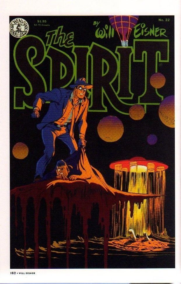 Read online Will Eisner's The Spirit Archives comic -  Issue # TPB 26 (Part 2) - 69