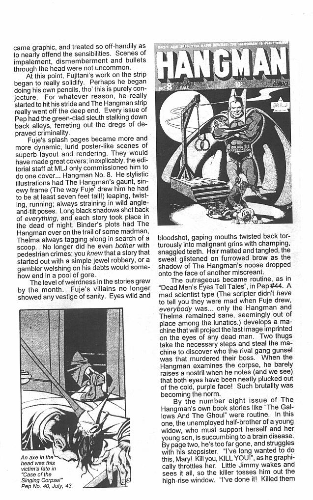 Read online Golden-Age Men of Mystery comic -  Issue #9 - 32