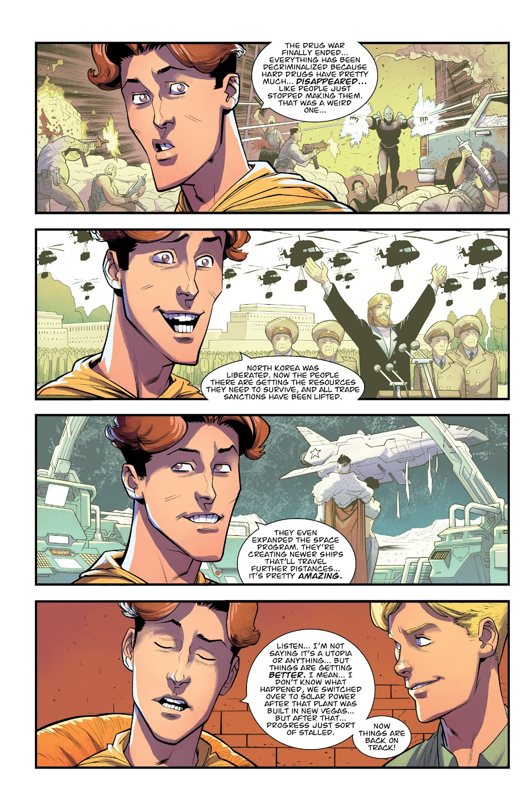 Invincible (2003) issue TPB 21 - Modern Family - Page 26