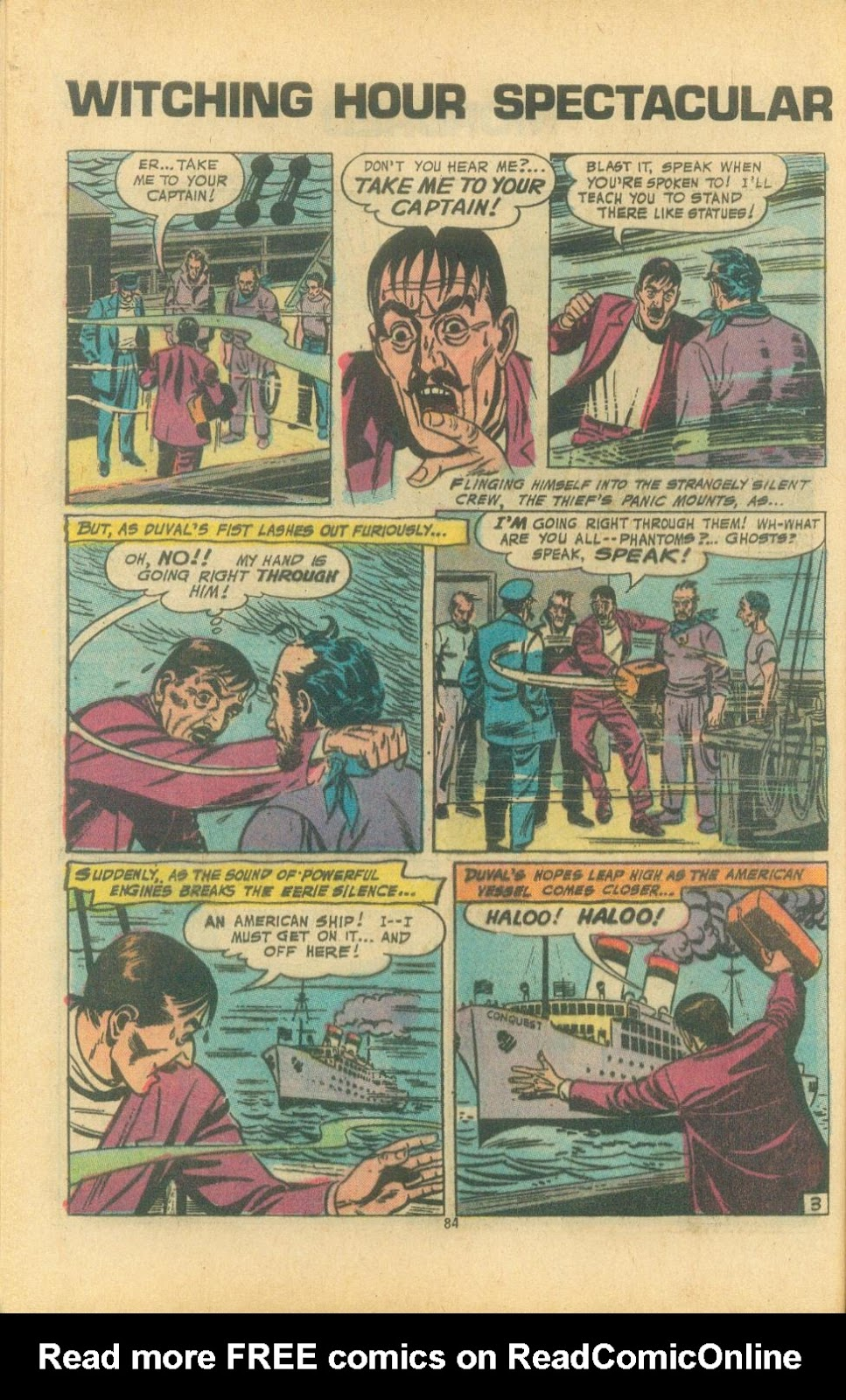The Witching Hour (1969) issue 38 - Page 86
