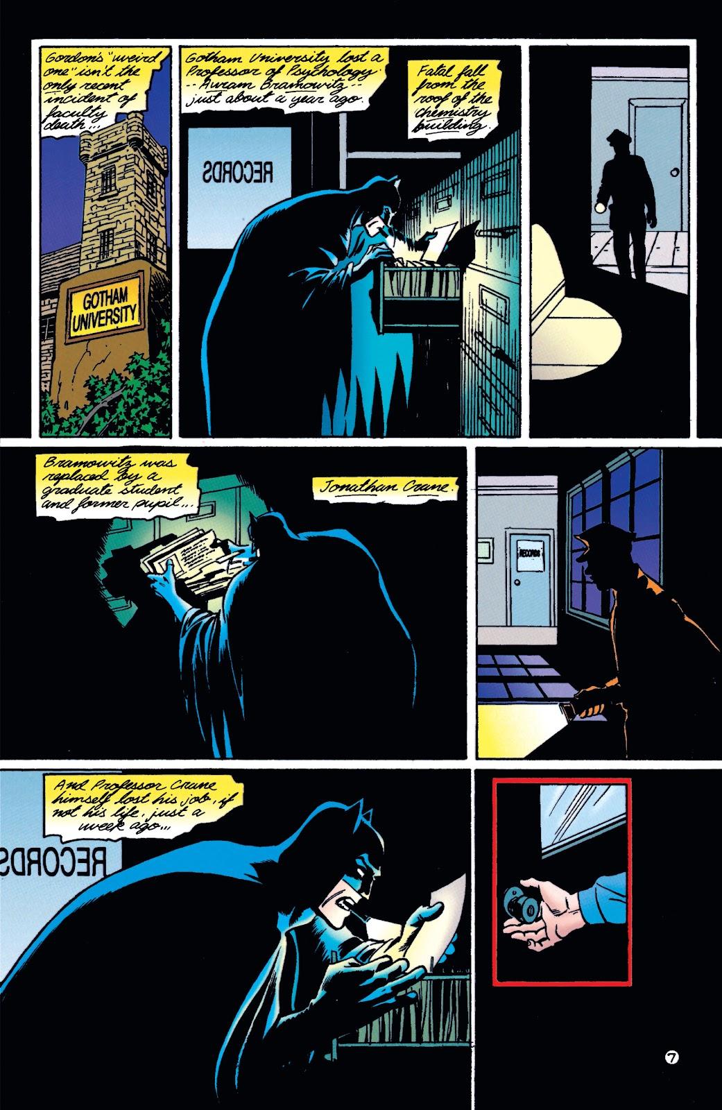 Read online Batman Arkham: Scarecrow comic -  Issue # TPB (Part 2) - 47