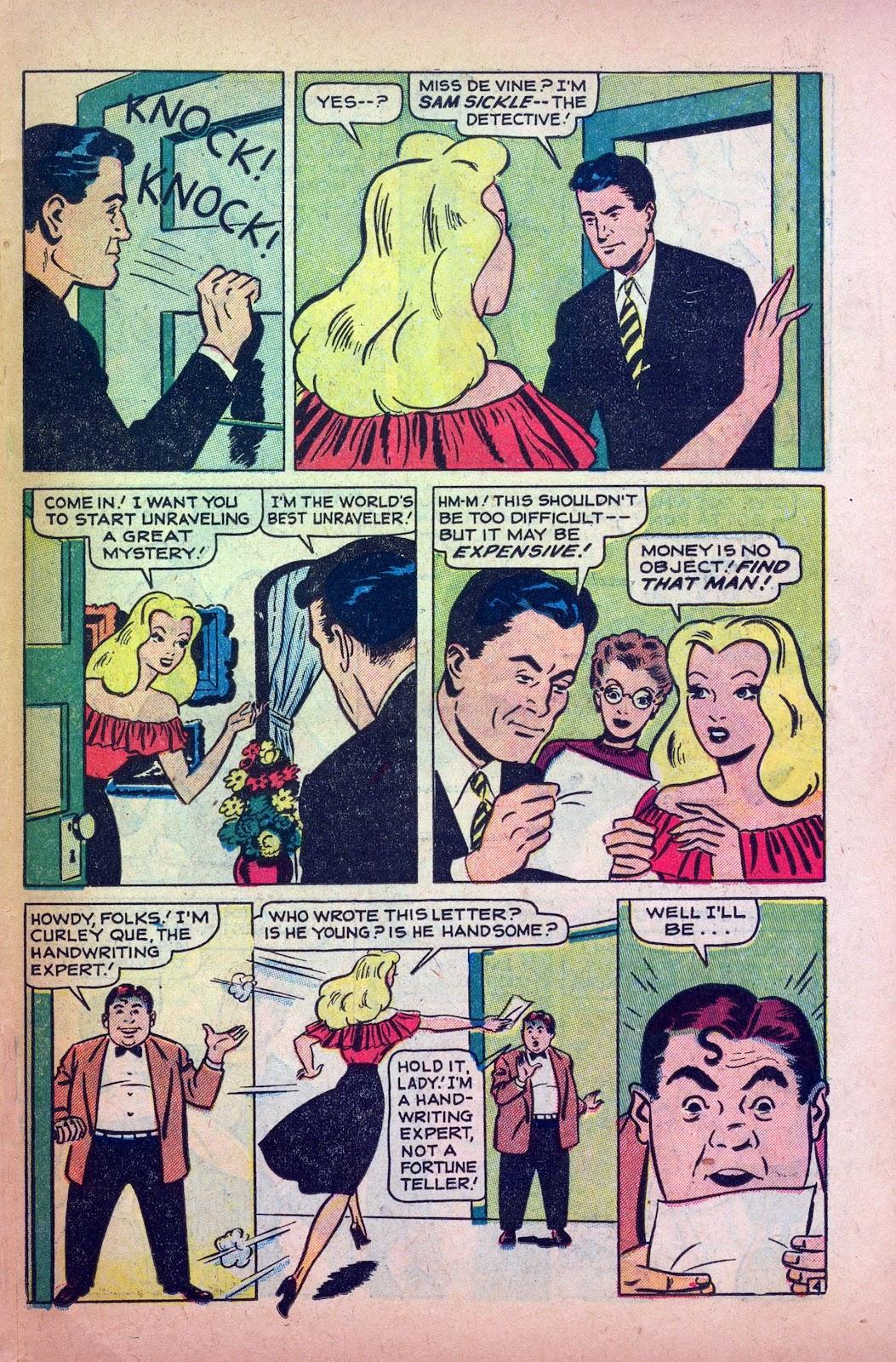 Read online Joker Comics comic -  Issue #36 - 19
