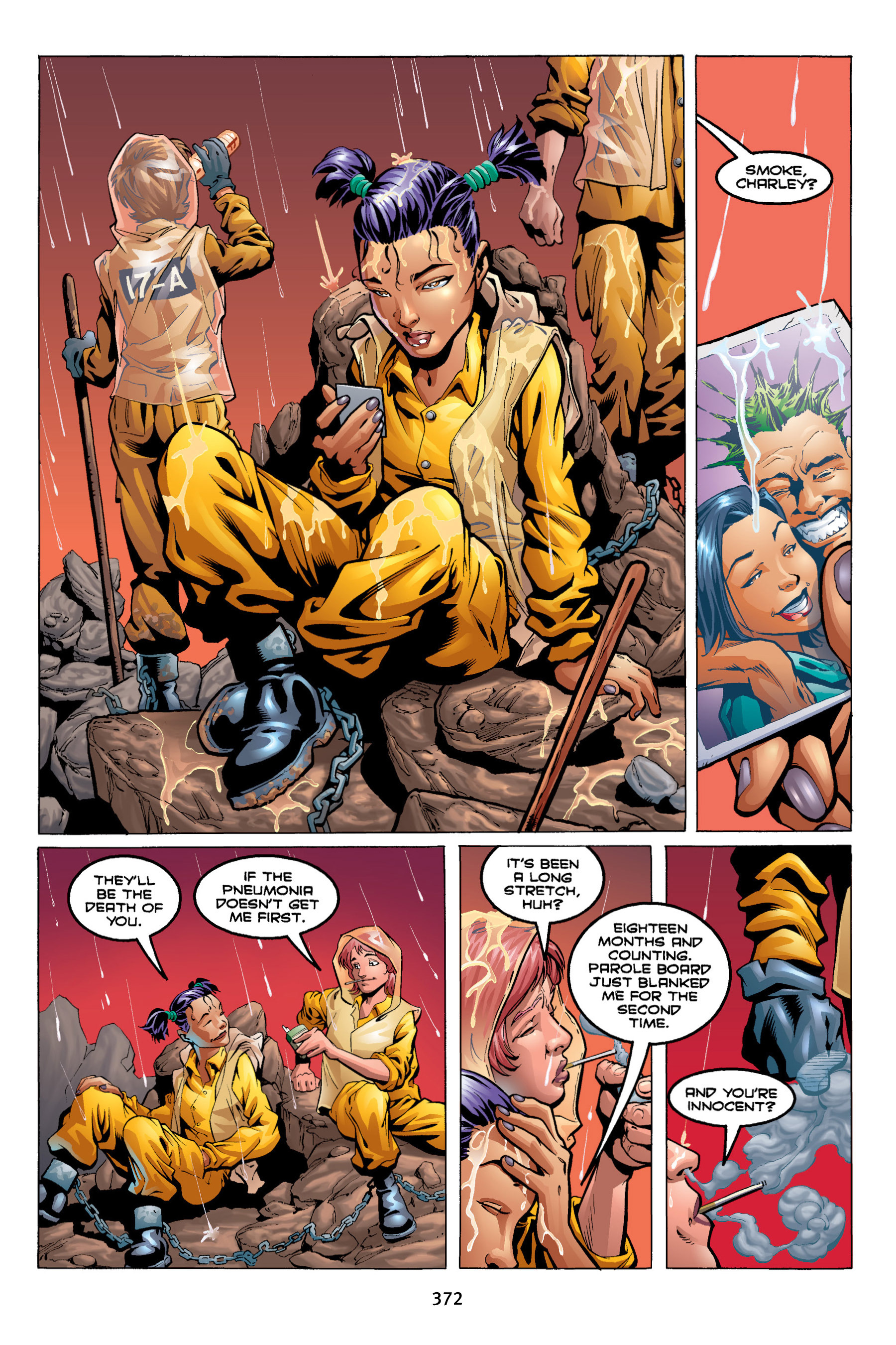 Read online Aliens vs. Predator Omnibus comic -  Issue # _TPB 2 Part 4 - 37