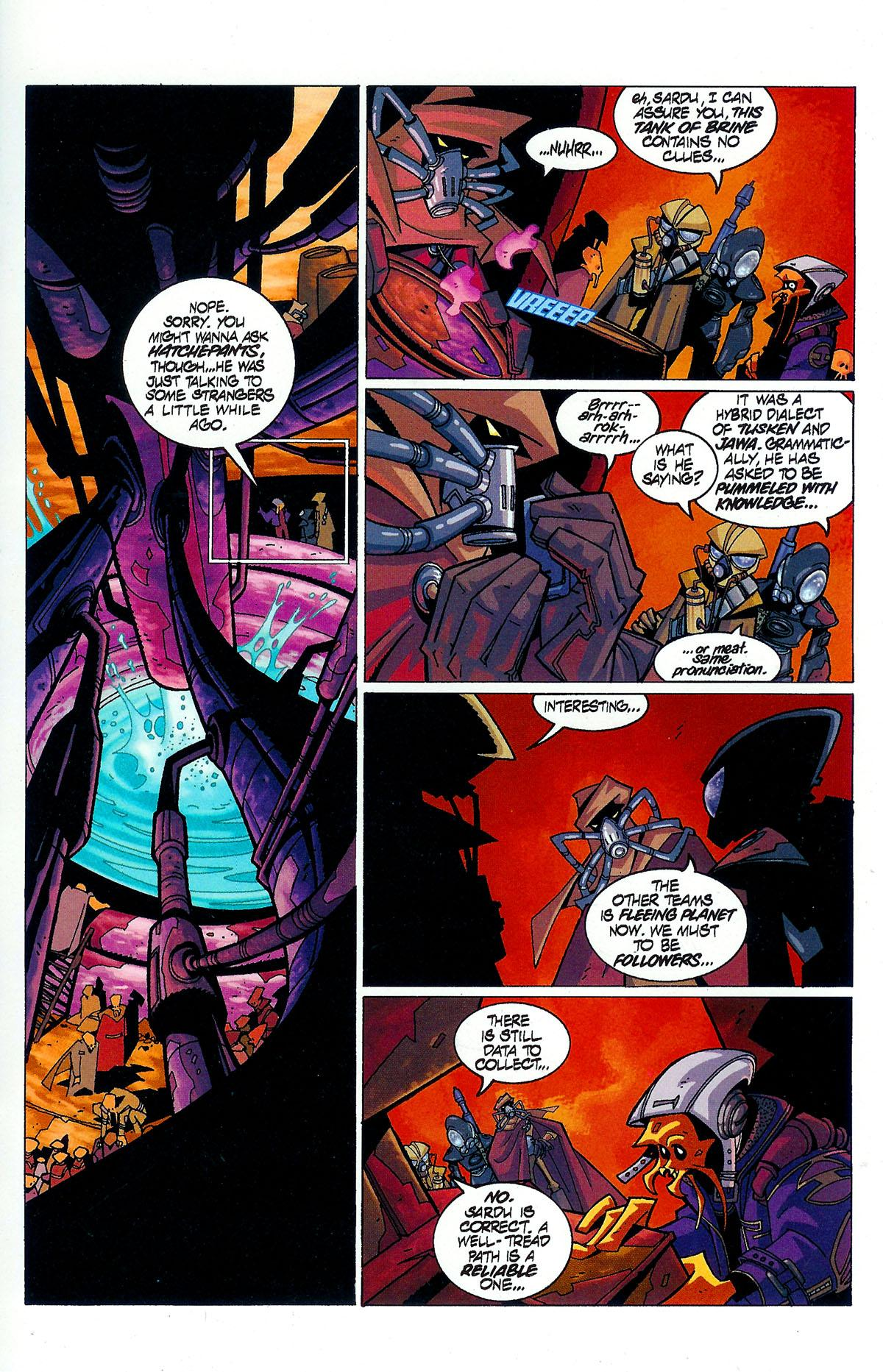 Read online Star Wars Omnibus comic -  Issue # Vol. 12 - 134