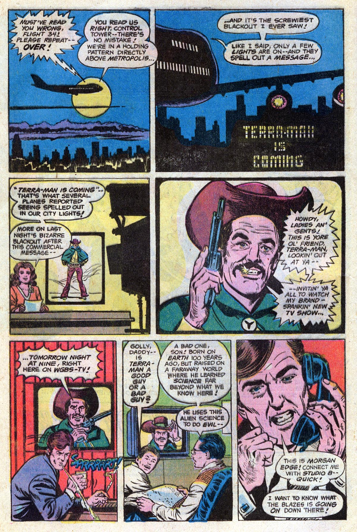 Read online Action Comics (1938) comic -  Issue #468 - 3
