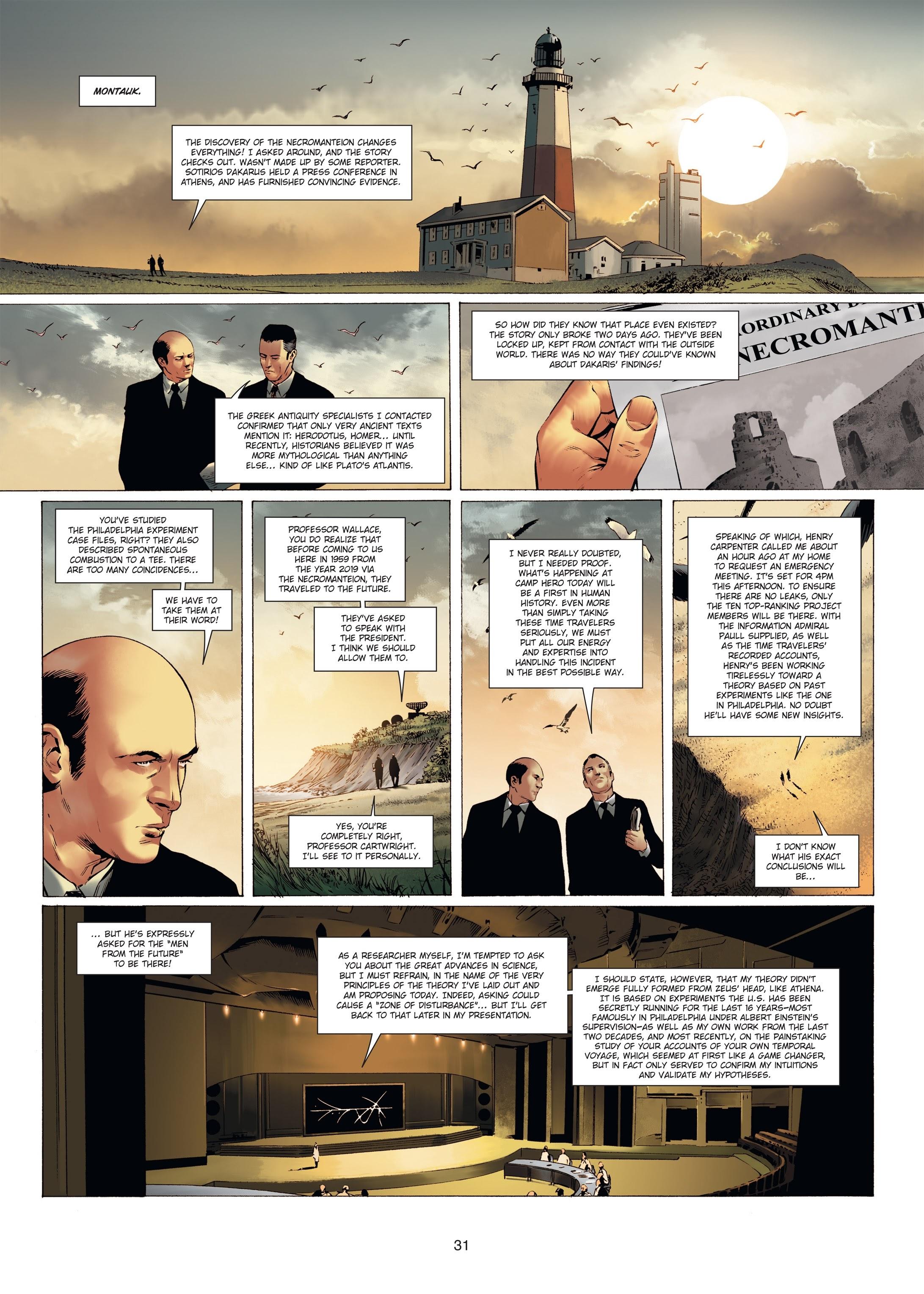 Promethee #14 #6 - English 30