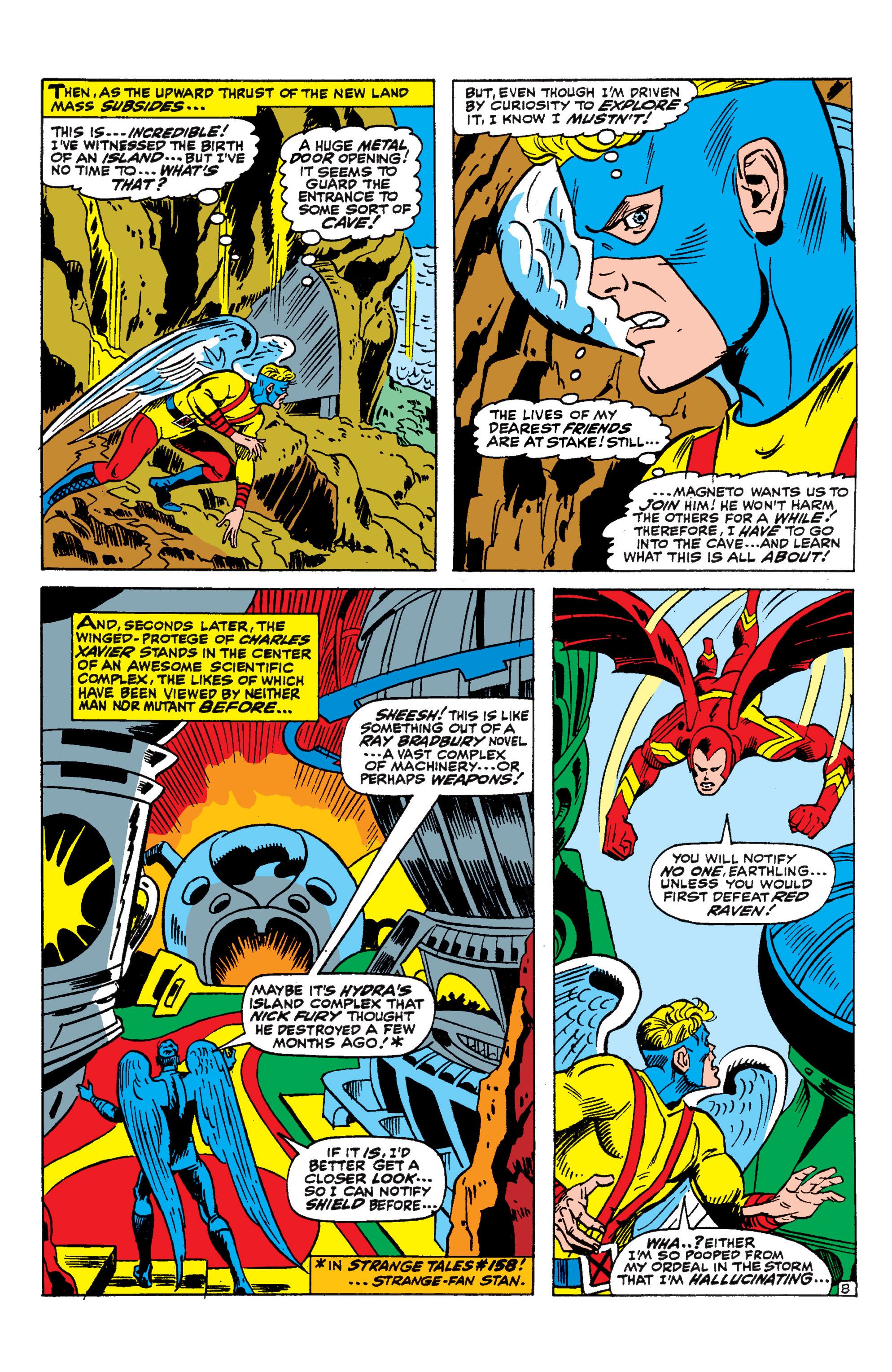 Read online Uncanny X-Men (1963) comic -  Issue #44 - 9