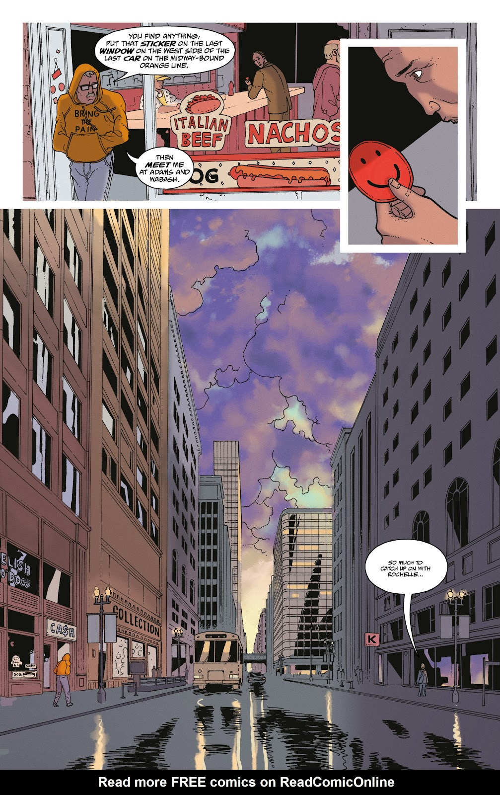 Read online She Could Fly comic -  Issue # _TPB - 65