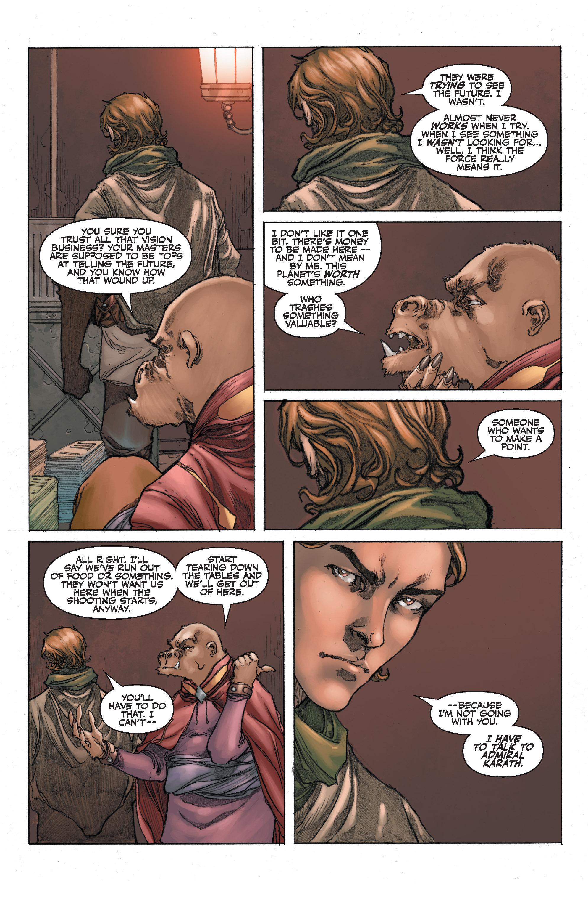 Read online Star Wars Omnibus comic -  Issue # Vol. 29 - 318