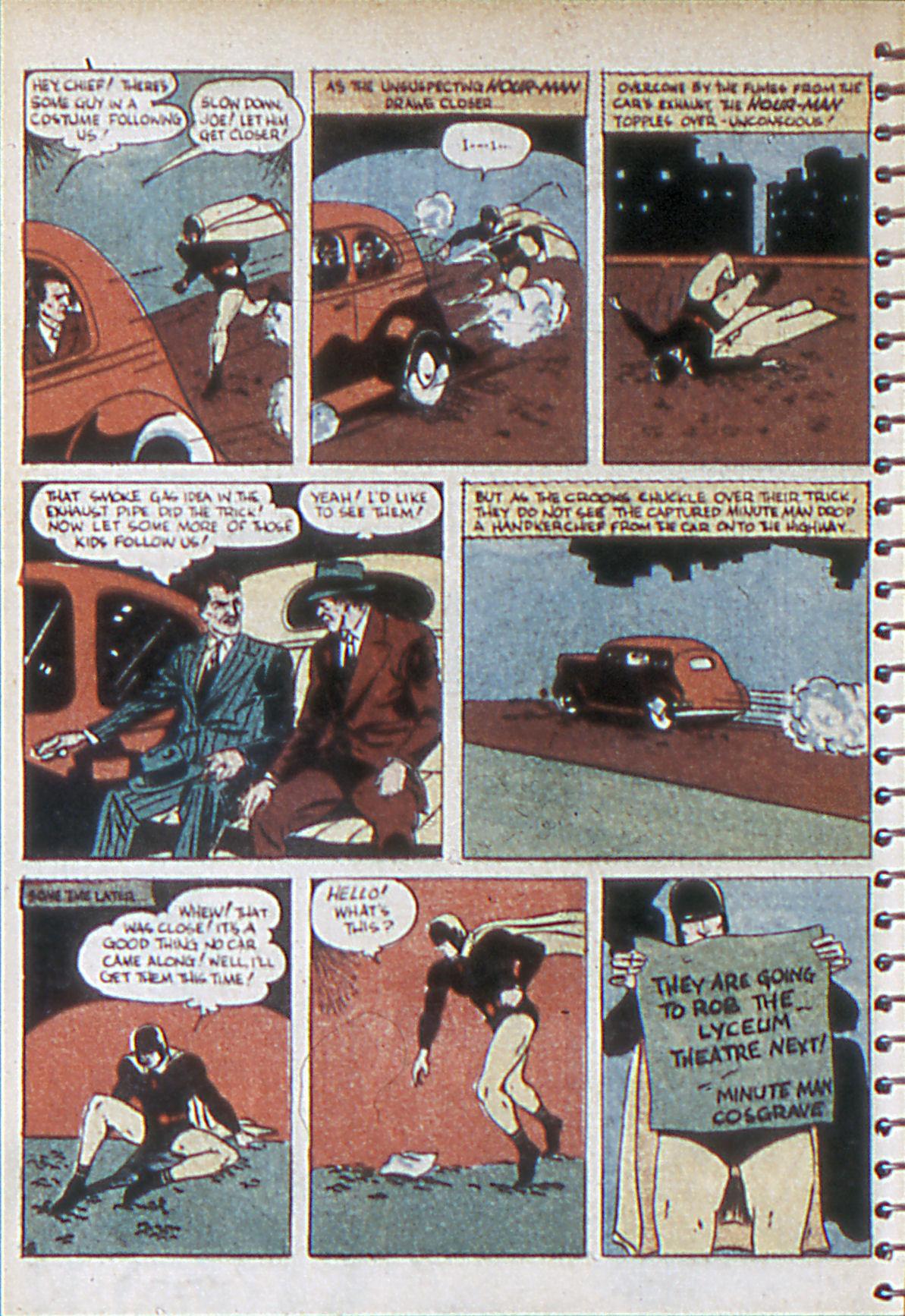 Read online Adventure Comics (1938) comic -  Issue #55 - 9