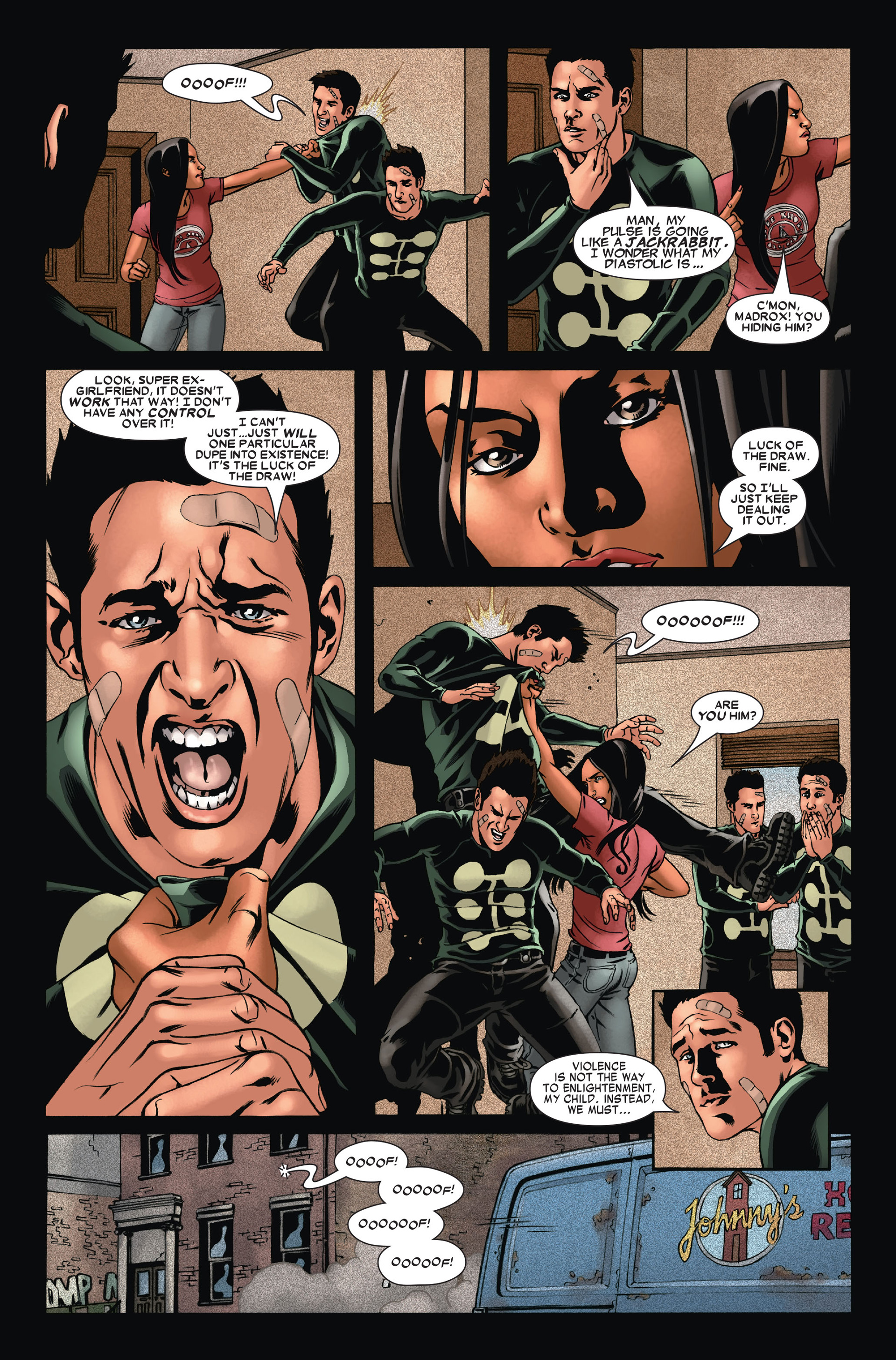 Read online X-Factor (2006) comic -  Issue #14 - 6