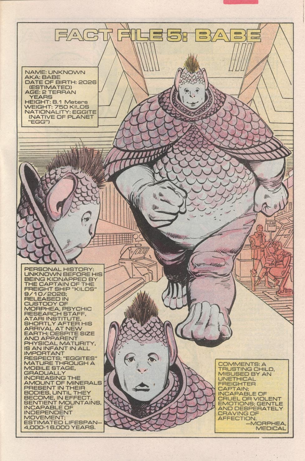 Read online Atari Force (1984) comic -  Issue #3 - 24