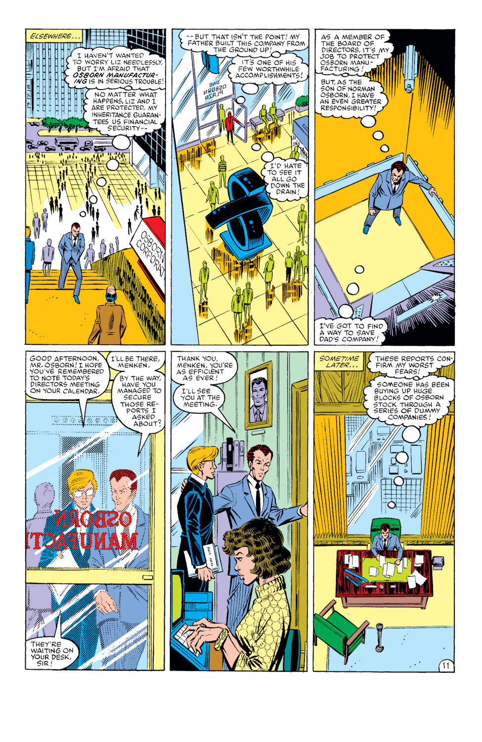 The Amazing Spider-Man (1963) 260 Page 11