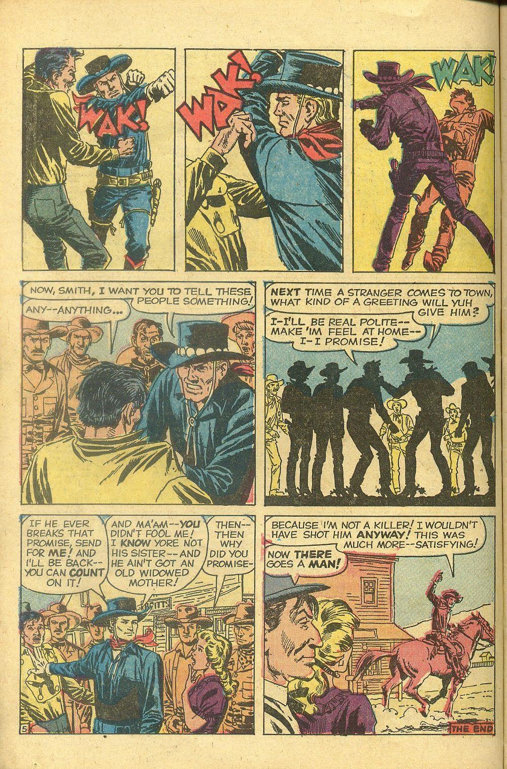 Gunsmoke Western issue 58 - Page 14