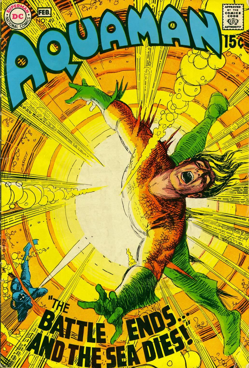 Aquaman (1962) 49 Page 1