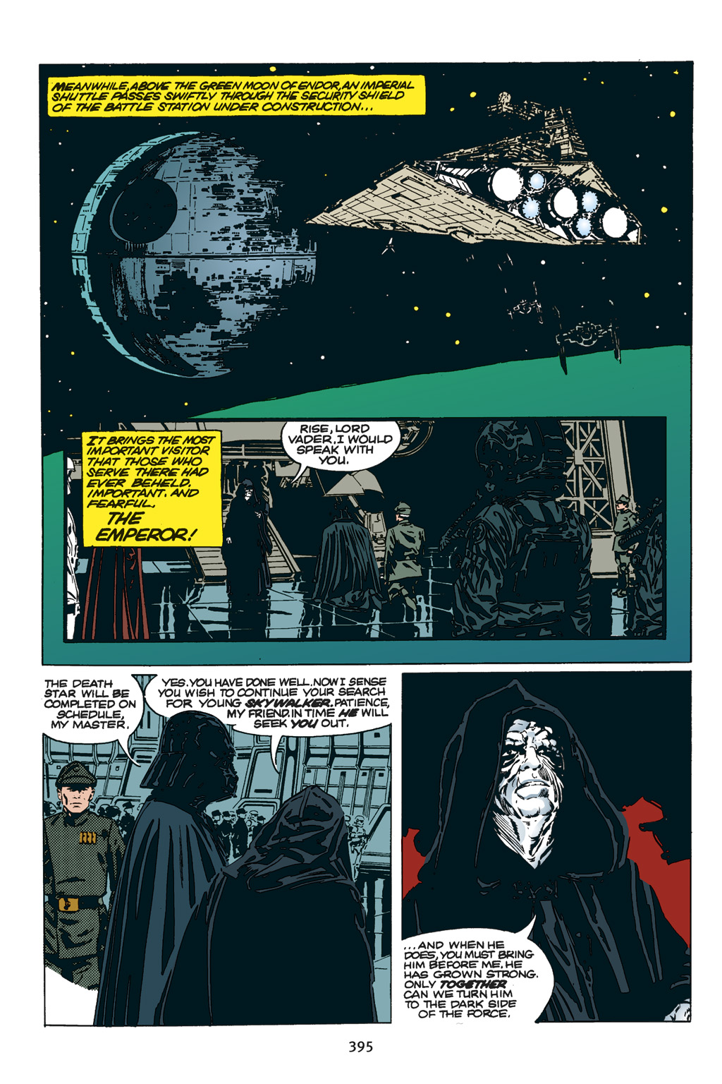 Read online Star Wars Omnibus comic -  Issue # Vol. 18.5 - 113