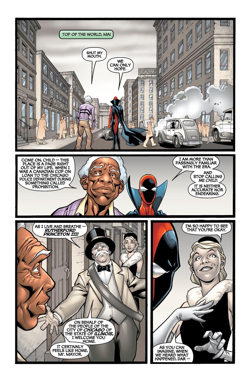 Read online Alpha Flight (2004) comic -  Issue #4 - 17