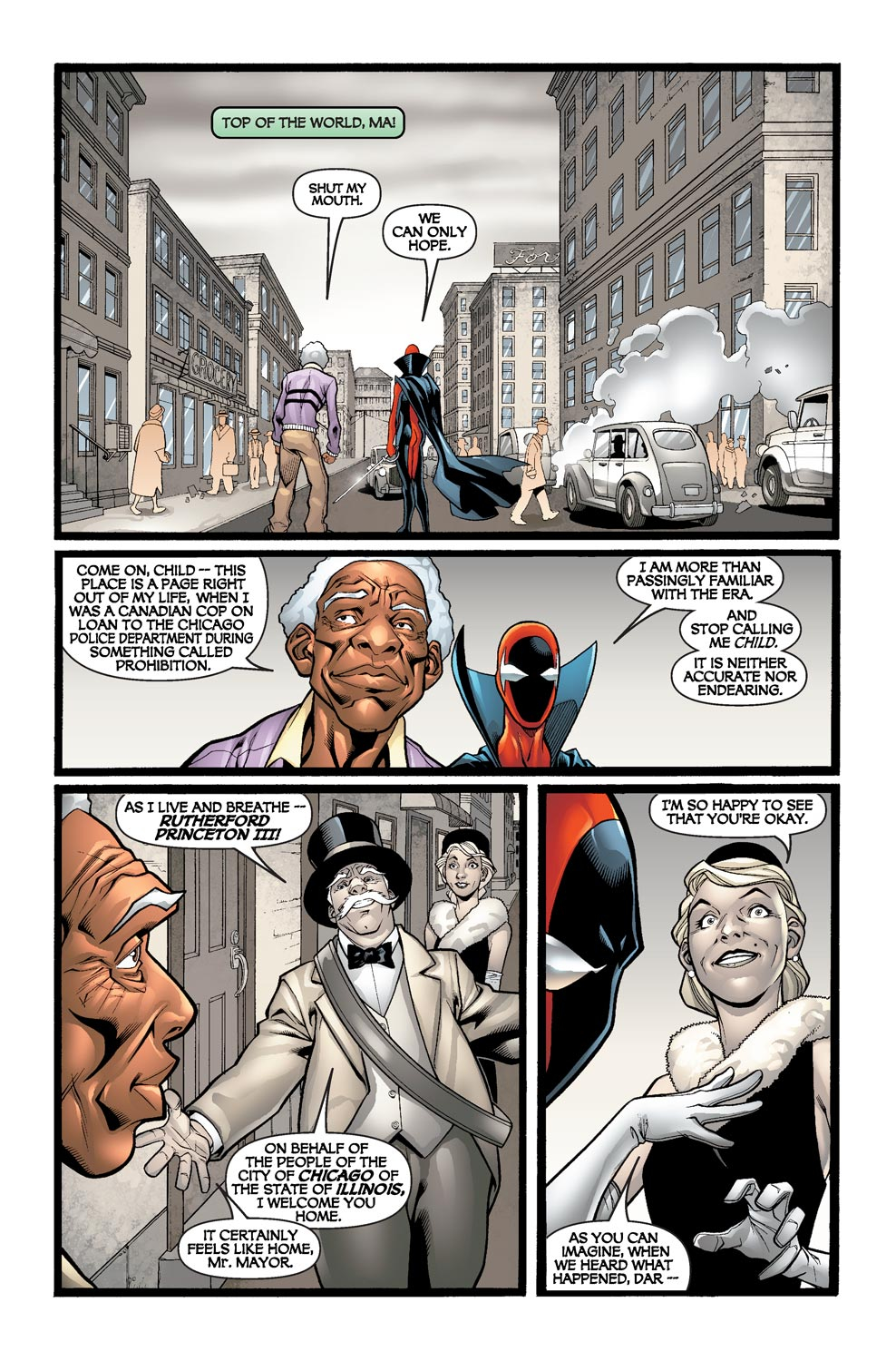 Alpha Flight (2004) issue 4 - Page 17