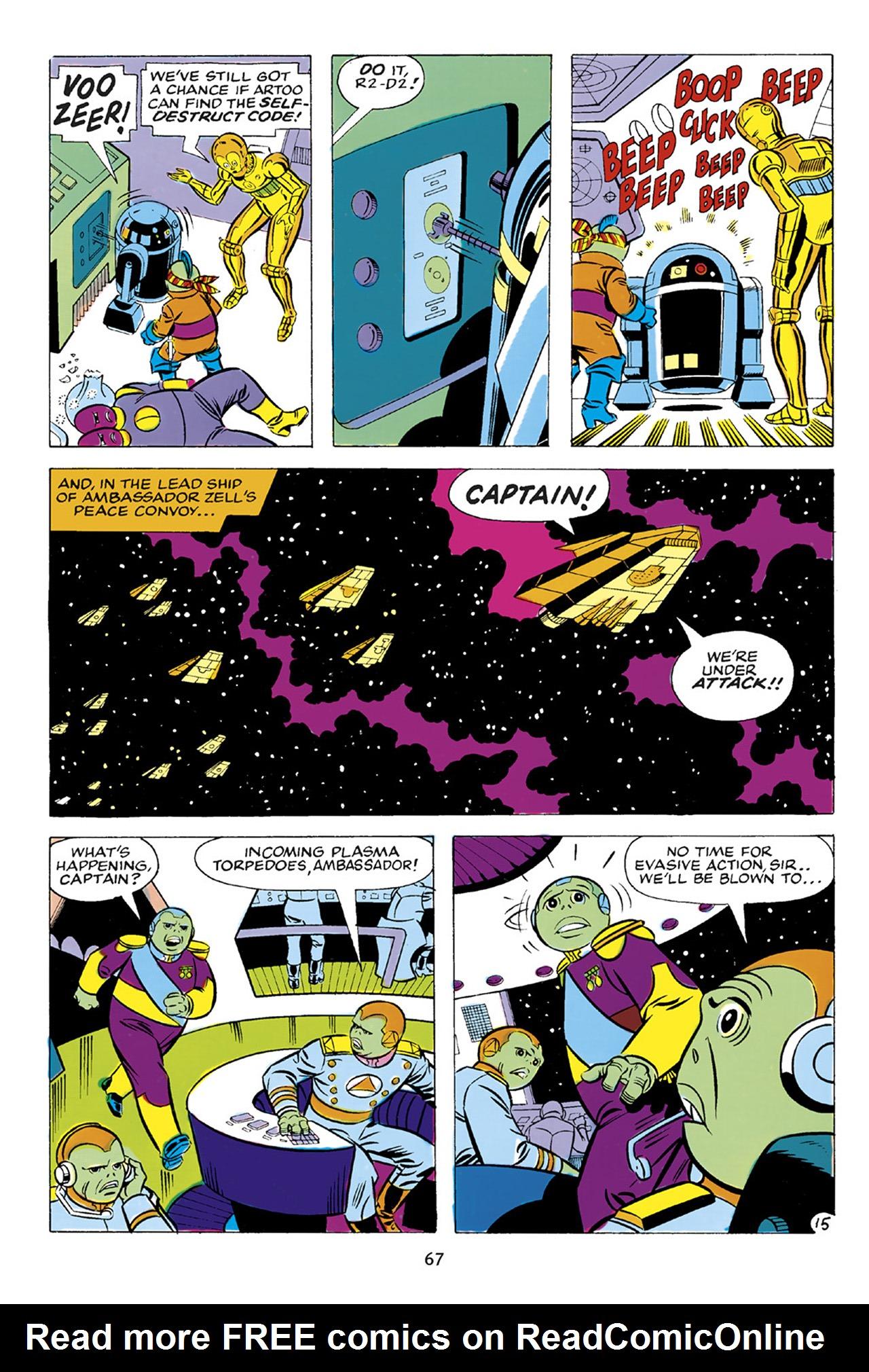 Read online Star Wars Omnibus comic -  Issue # Vol. 23 - 67