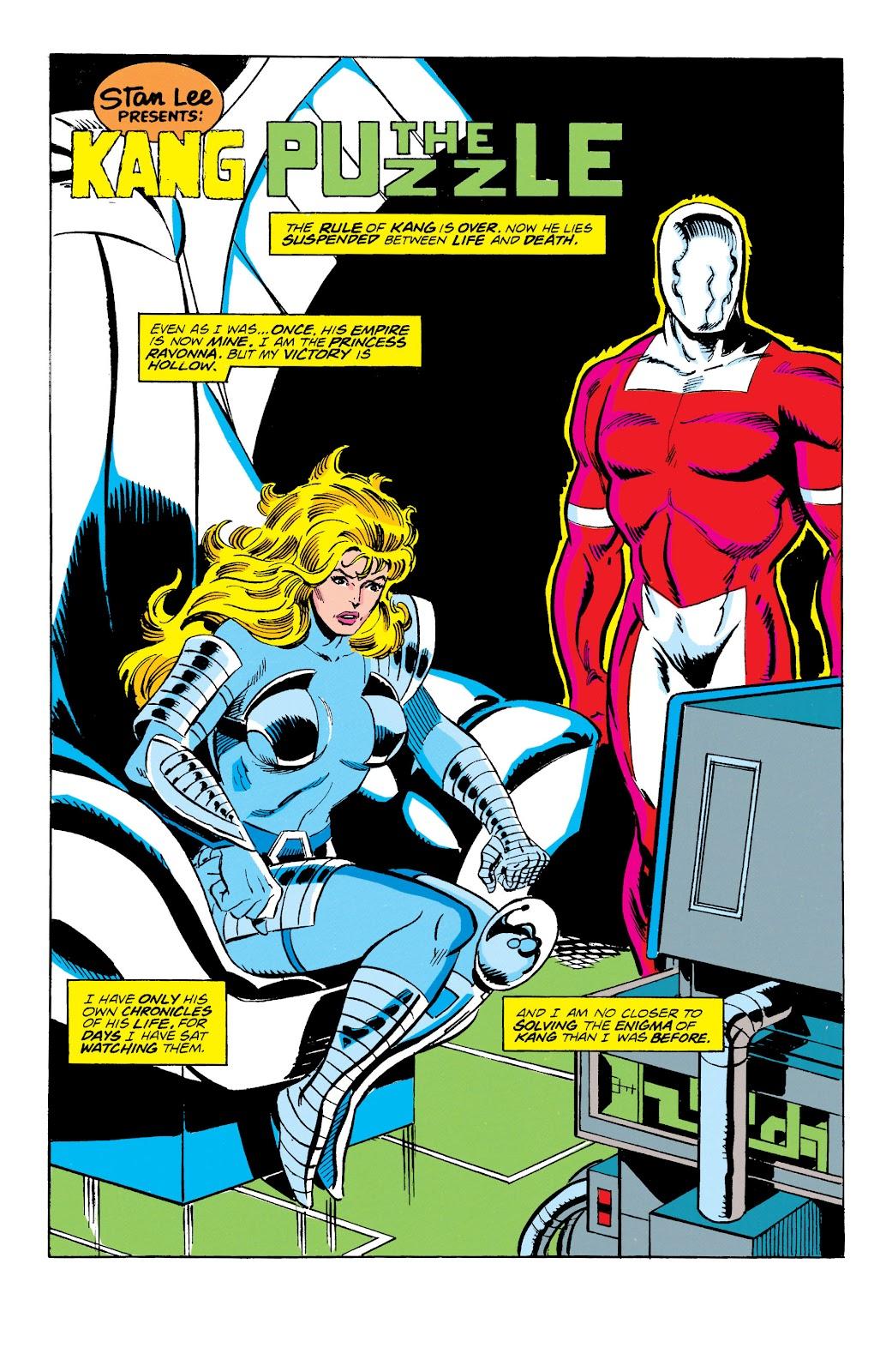 Read online Avengers: Citizen Kang comic -  Issue # TPB (Part 2) - 113