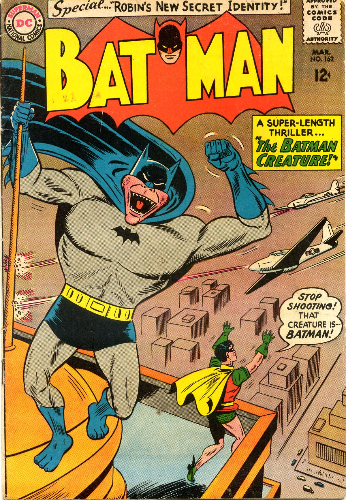 Batman (1940) 162 Page 1