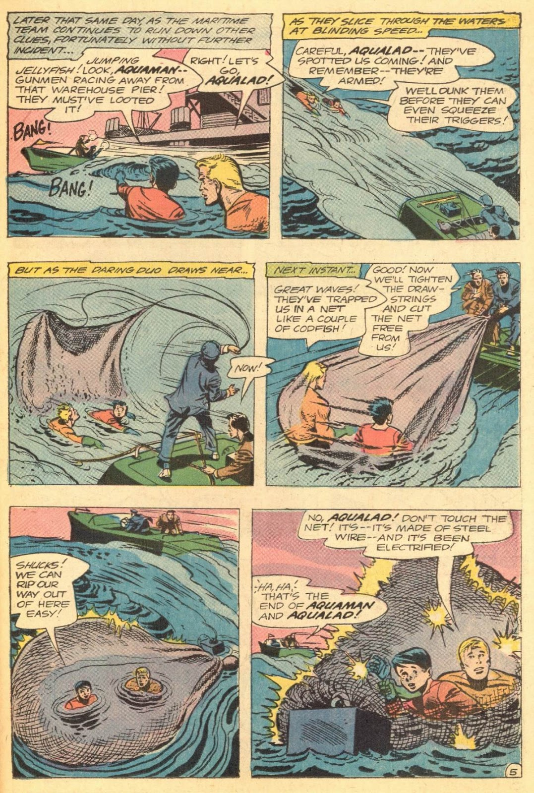 Teen Titans (1966) issue 35 - Page 35
