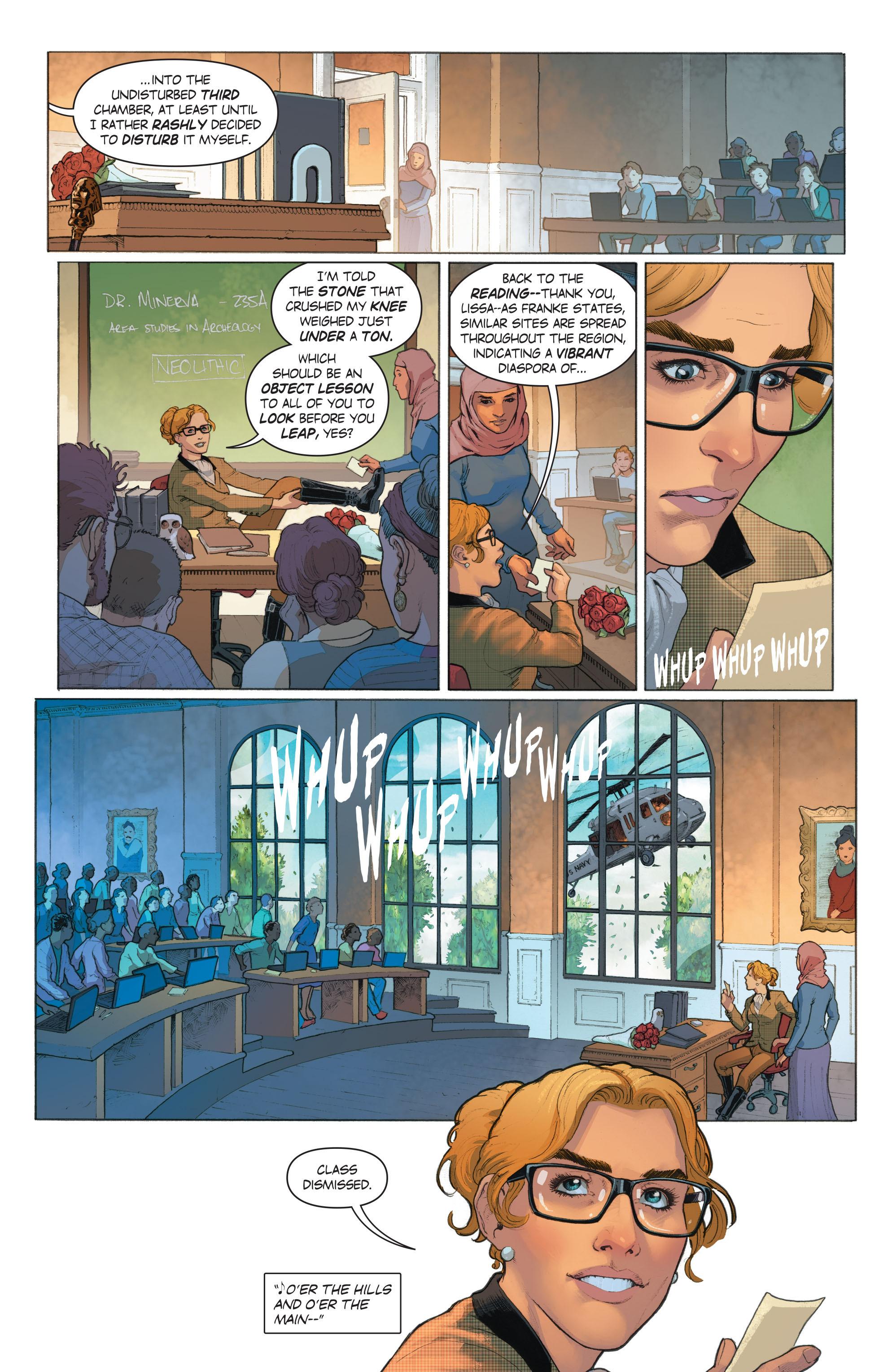 Read online Wonder Woman (2016) comic -  Issue #6 - 14