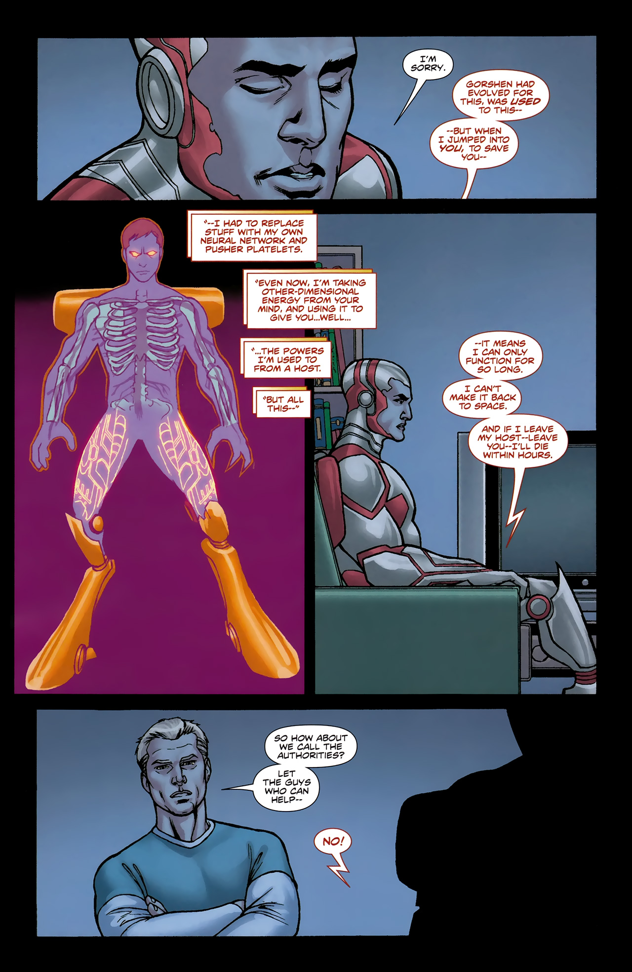 Read online Soldier Zero comic -  Issue #2 - 15