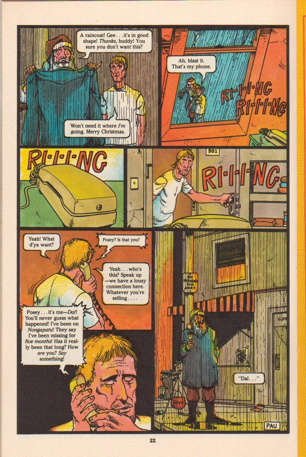 Read online Dalgoda comic -  Issue #4 - 24