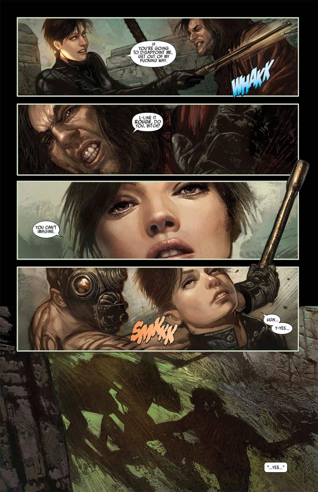 Read online After Dark comic -  Issue #2 - 27