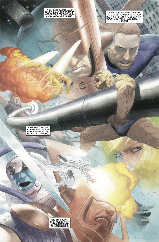 Read online Silver Surfer: Requiem comic -  Issue #1 - 17